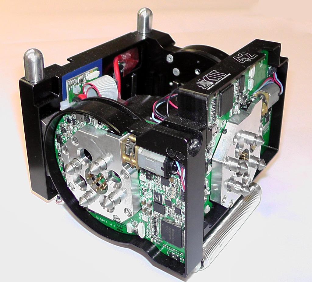 Multi-robot Systems - Modular robotics